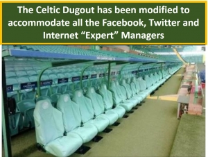 Celtic Dugout Modification