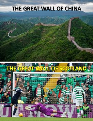 Great Wall Of Scotland