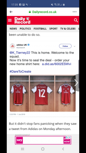 Tierney Shirt